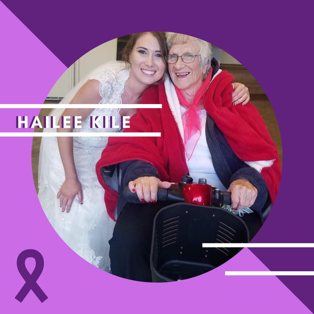 Hailee Kile #CureALZ Story