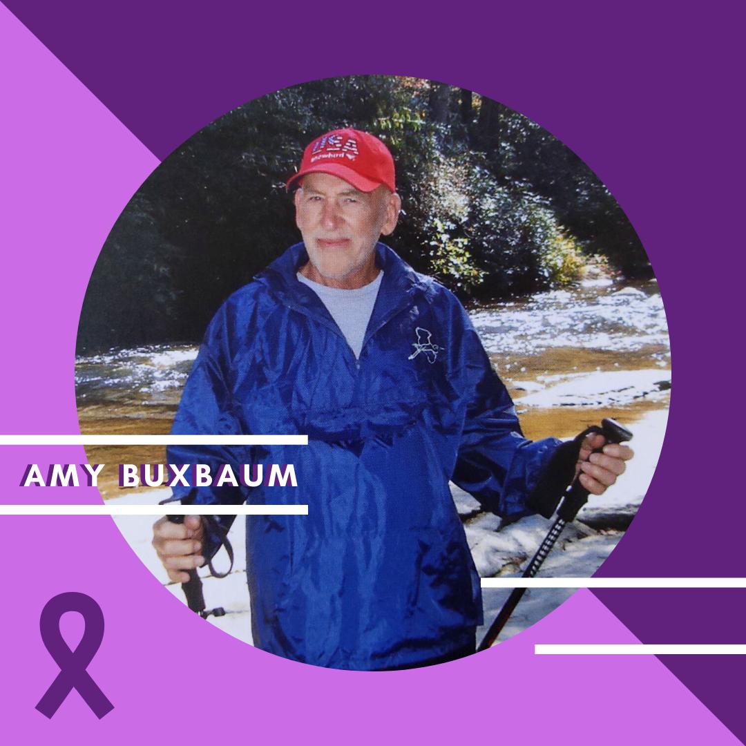 Amy Buxbaum #CureAlz story