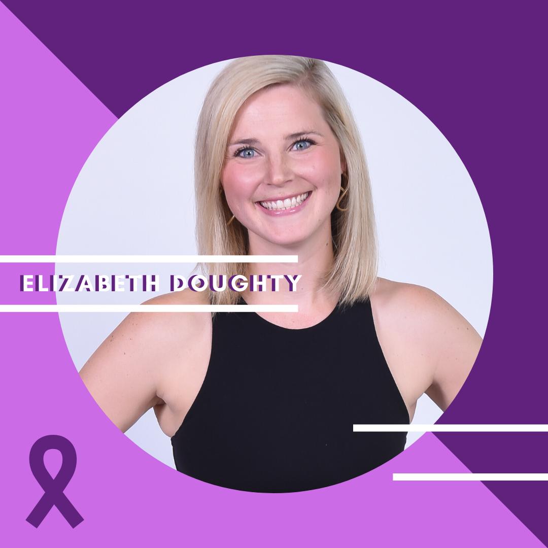 Elizabeth Doughty #CureALZ Story